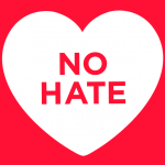 No Hate Sppech Movement Logo