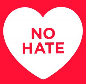 Logo No Hate Speech Kampagne