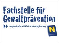 Fachstelle für Gewaltprävention im NÖ Jugendreferat