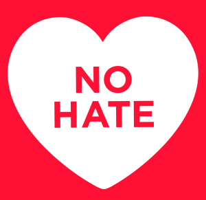 Logo No Hate Speech Kampagne