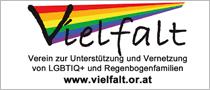 Verein Vielfalt – Verein zur Unterstützung und Vernetzung von LGBTIQ+ und Regenbogenfamilien