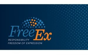 Logo von der European Conference Freedom of Expression