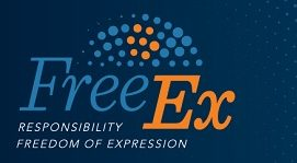 Logo von der European Conference Freedom of Expression