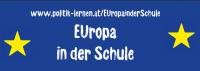 Banner Bild für die Tagung EUropa in der Schule 2019. Verweis auf Tagung EUropa in der Schule 2019